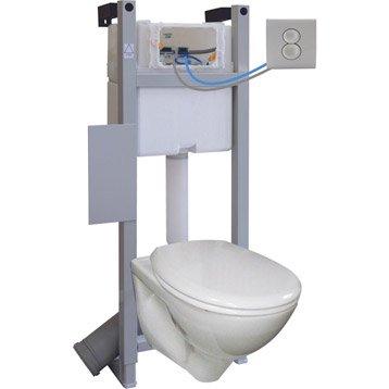 Pack WC suspendu Pmr 7
