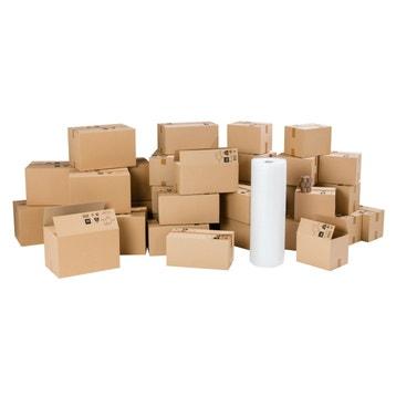 carton de d m nagement papier bulles adh sif au meilleur prix leroy merlin. Black Bedroom Furniture Sets. Home Design Ideas