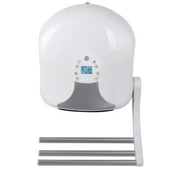 Soufflant céramique salle de bain fixe électrique EQUATION Vote 3 2000 W