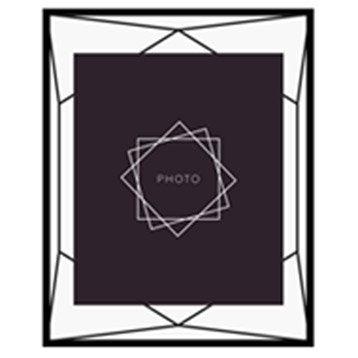 Cadre multivue, 13 x 18 cm, noir