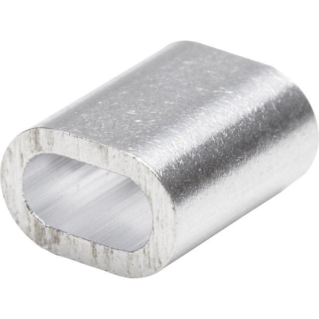 Lot De 6 Manchons Aluminium Standers Diam3 Mm Leroy Merlin