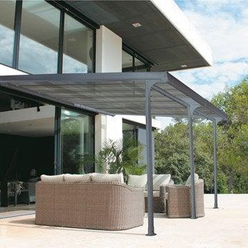 Tonnelle pergola toiture de terrasse leroy merlin - Leroy merlin pergola alu ...