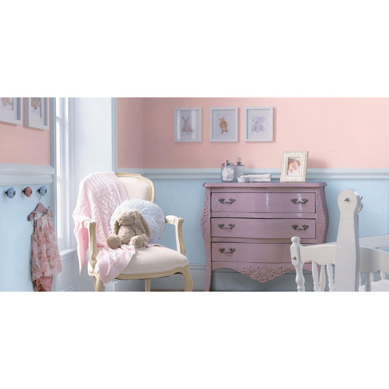 un style romantique dans cette chambre pour bébé | leroy merlin