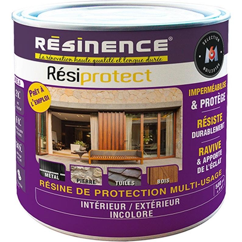 Résine étanchéité Résiprotect Resinence Transparent 05 L