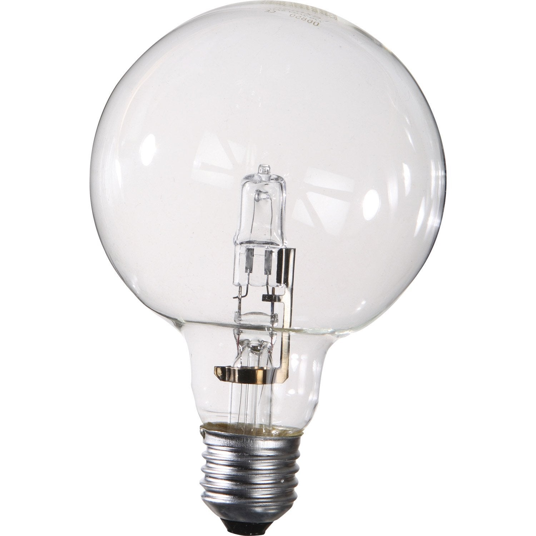 Globe 46w702lméquiv60wE27 2750k Lexman Ampoule Halogène m7yYbg6Ifv