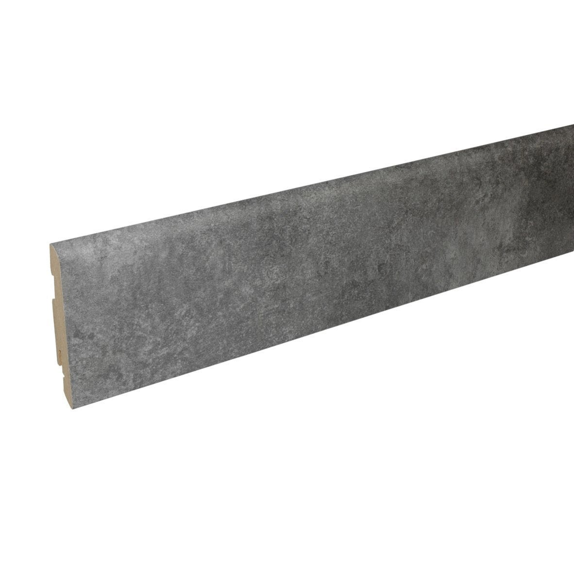 plinthe sol stratifi effet b ton cendr cm x x mm leroy merlin. Black Bedroom Furniture Sets. Home Design Ideas