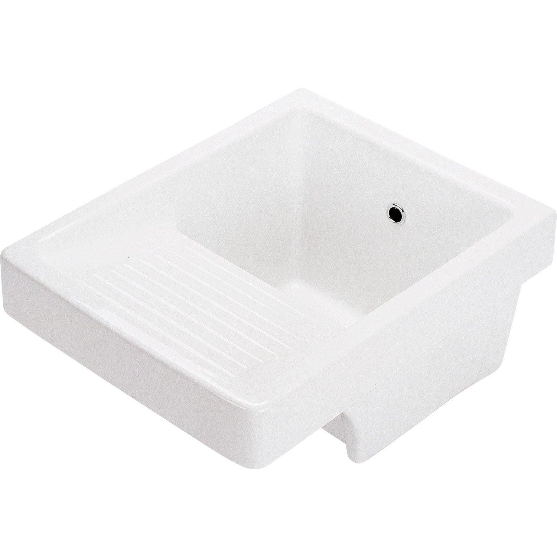 Bac laver gr s blanc volga leroy merlin - Resultat bac pro cuisine ...
