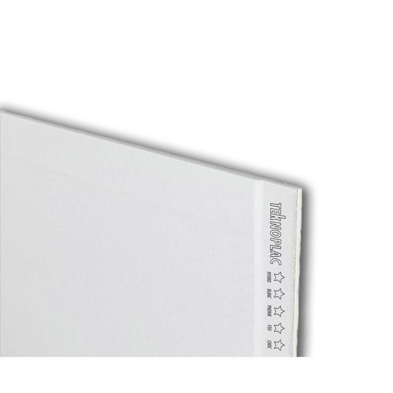 Plaque De Plâtre Ba 13 4 En 1 H250 X L120 Cm Hydro Feu Hd Phonique Knauf