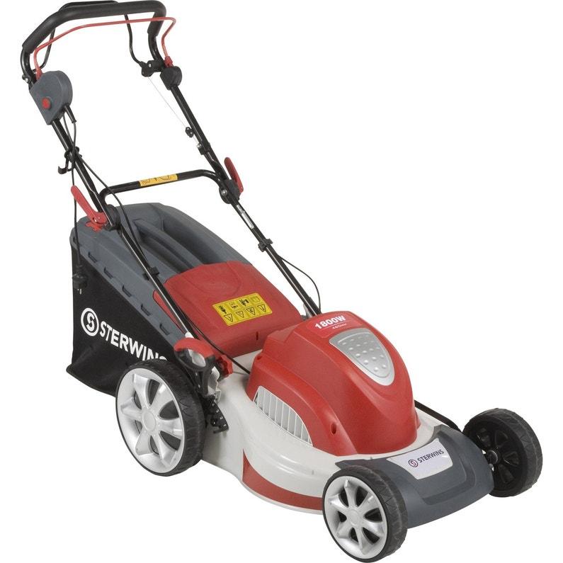 Tondeuse électrique Sterwins 460esp 2 1800 W L 46 Cm