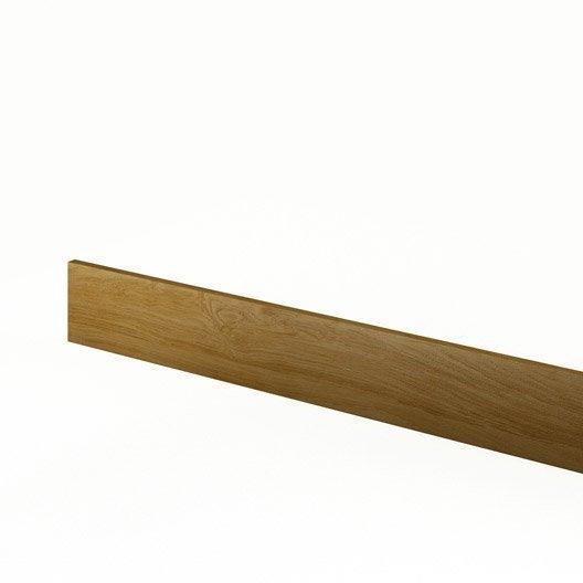 Plinthe de cuisine ch ne origine l 270 x h 14 9 cm - Plinthe meuble cuisine ...