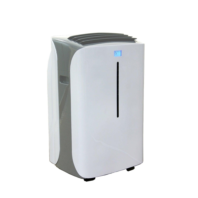 Climatiseur mobile réversible EQUATION Design 3500 W