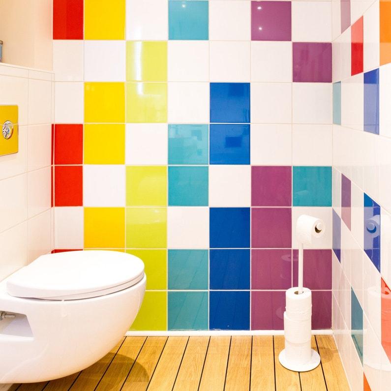 le wc de marie laure port de lanne leroy merlin. Black Bedroom Furniture Sets. Home Design Ideas