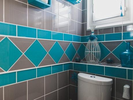 Le WC de Sébastien à Neuf-Mesnil