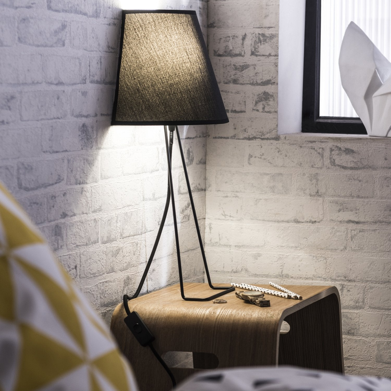 cheap lampe de chevet design leroy merlin with lampe de. Black Bedroom Furniture Sets. Home Design Ideas