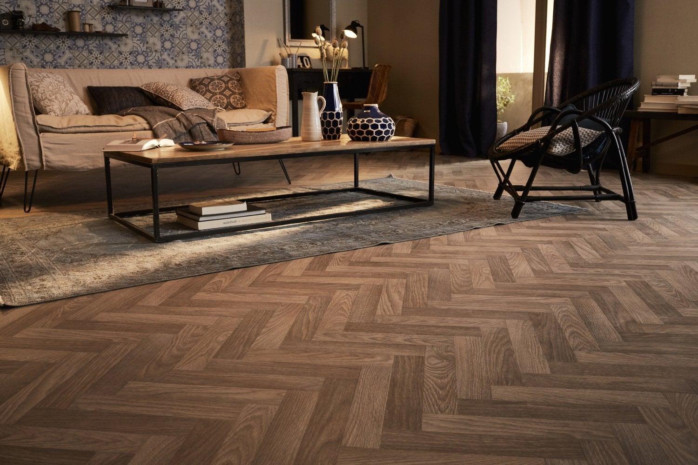 le sol prend un style scandinave leroy merlin. Black Bedroom Furniture Sets. Home Design Ideas