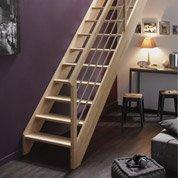 Pose et installation domicile leroy merlin - Escalier pour mezzanine pas cher ...