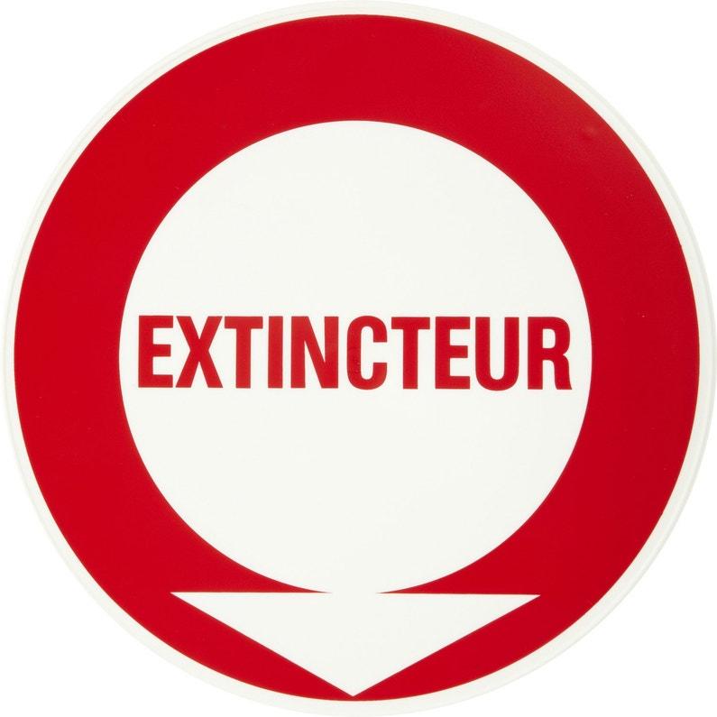 Disque Extincteur En Plastique