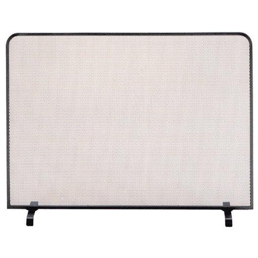 pare feu acier gris atelier dixneuf unit 1 volet x cm leroy merlin. Black Bedroom Furniture Sets. Home Design Ideas