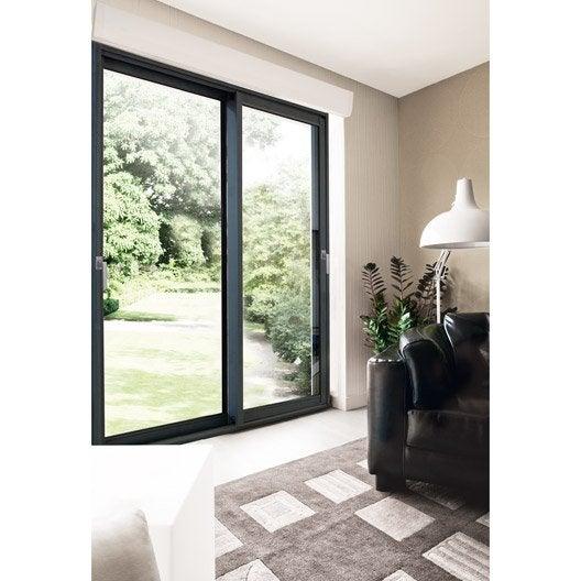 prix baie vitre finest baie vitre sur mesure tarif baie coulissante alu blanc with prix baie. Black Bedroom Furniture Sets. Home Design Ideas