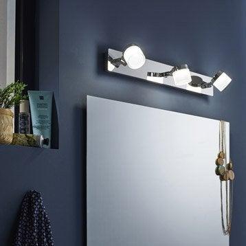 eclairage salle de bains au meilleur prix leroy merlin. Black Bedroom Furniture Sets. Home Design Ideas