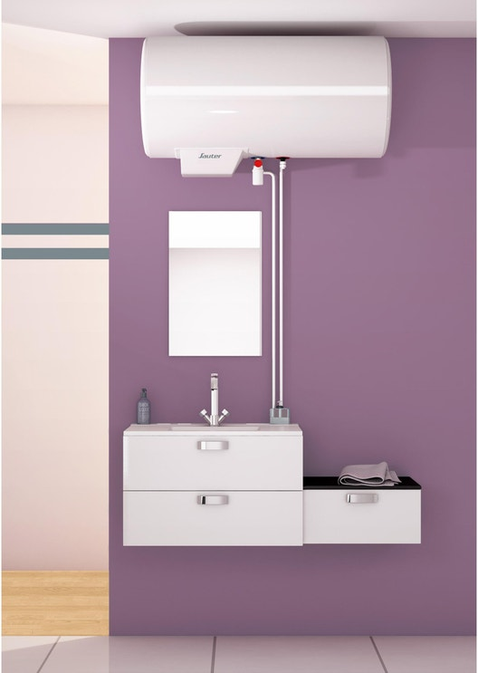 chauffe eau lectrique horizontal mural sauter essentiel 200 l leroy merlin. Black Bedroom Furniture Sets. Home Design Ideas