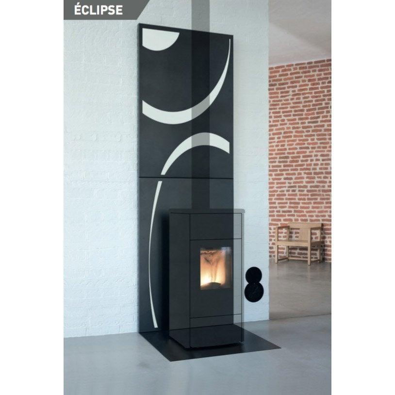 plaque de protection murale noir sabl equation eclipse 2 cm x cm leroy merlin. Black Bedroom Furniture Sets. Home Design Ideas