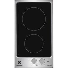 Plaque de cuisson gaz lectrique vitroc ramique for Refrigerateur beko noir miroir