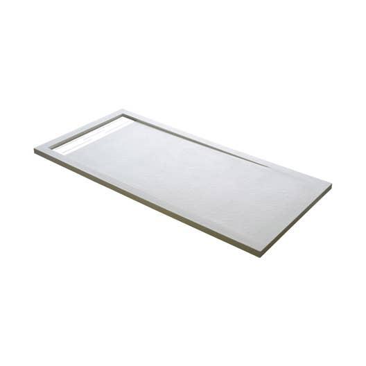 receveur de douche rectangulaire 160x80