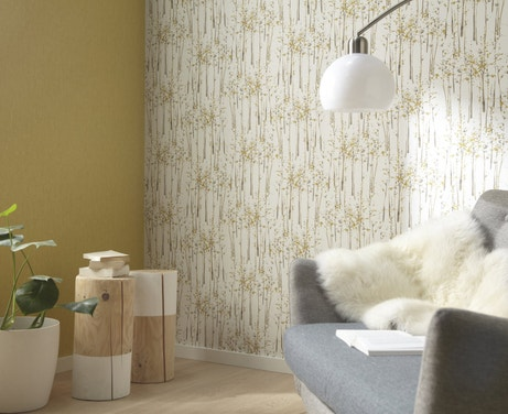 Un style zen et nature dans le salon