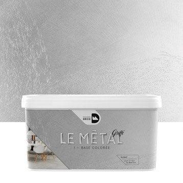 Peinture à effet, Le métal griffé MAISON DECO, dubaï, 2 l