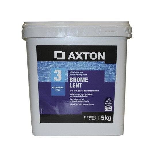 brome lent piscine axton pastille 5 kg leroy merlin. Black Bedroom Furniture Sets. Home Design Ideas