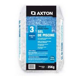 Sel de piscine piscine AXTON 25 kg