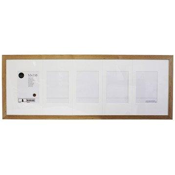 Cadre Nakato, 52 x 150 cm, chêne clair