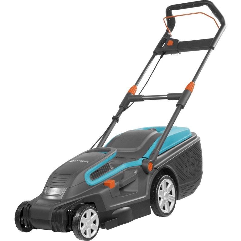 Tondeuse électrique Gardena 5037 1600 0 W 220 V L 37 0 Cm