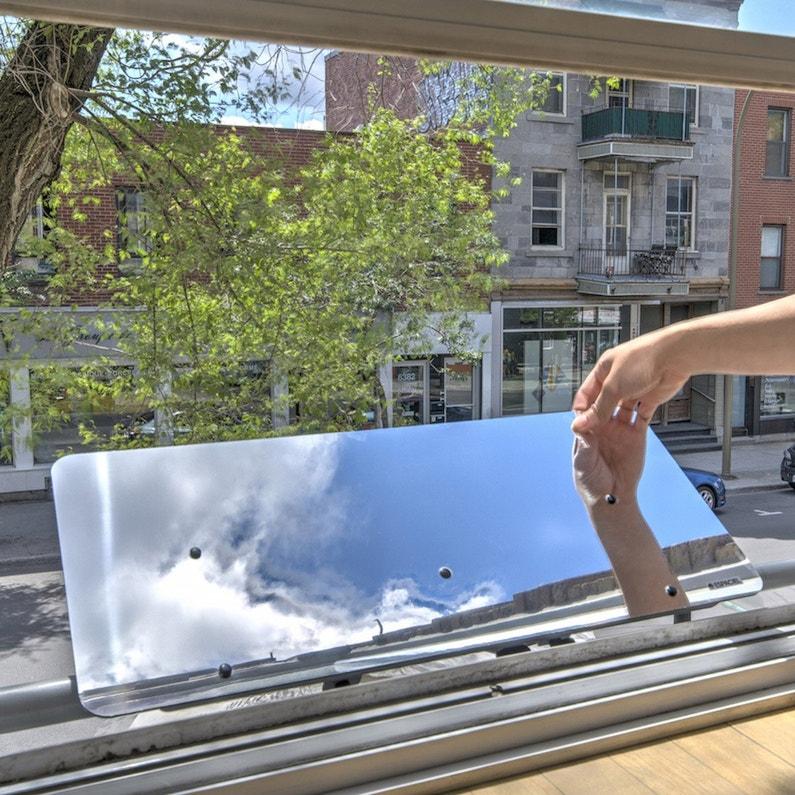 Réflecteur Fenêtre 25x80cm Réflecteur De Lumière