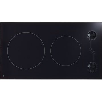 plaque de cuisson gaz lectrique vitroc ramique induction leroy merlin. Black Bedroom Furniture Sets. Home Design Ideas