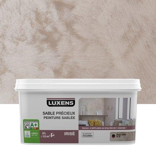 peinture effet sabl peinture effet au meilleur prix leroy merlin. Black Bedroom Furniture Sets. Home Design Ideas