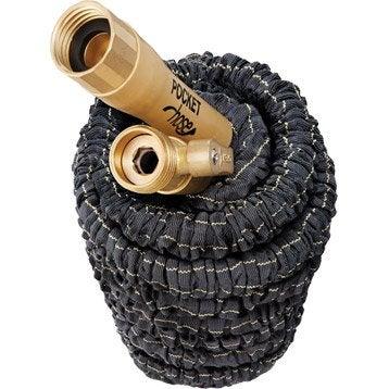 Tuyau d'arrosage Pocket hose pro 30m L.30 m Diam.15 mm