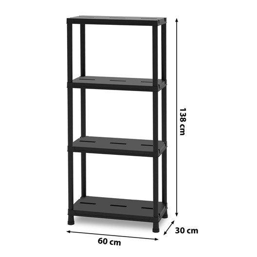 etag re et armoire utilitaire armoire m tallique rangement garage au meilleur prix leroy. Black Bedroom Furniture Sets. Home Design Ideas