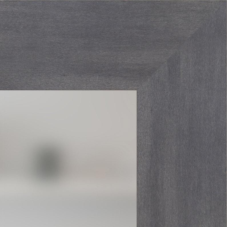 Miroir Loft Graphite L50 X H70 Cm
