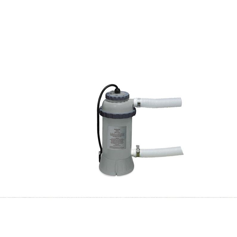 Réchauffeur électrique Pour Piscine INTEX RECHAUFFEUR DE PISCINE - Carrelage piscine et tapis de proprete leroy merlin