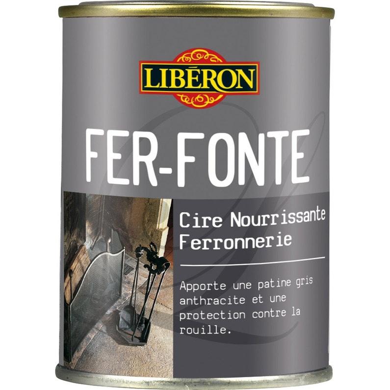 Cire Ferronnerie Liberon 0025 L