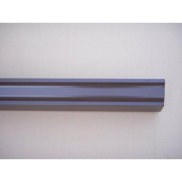 Gouttière Aluminium Scover Plus Dév30 Cm Marron L4 M
