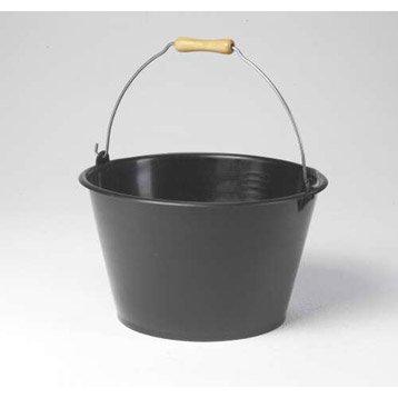 arrosoir seau plastique acier au meilleur prix leroy merlin. Black Bedroom Furniture Sets. Home Design Ideas