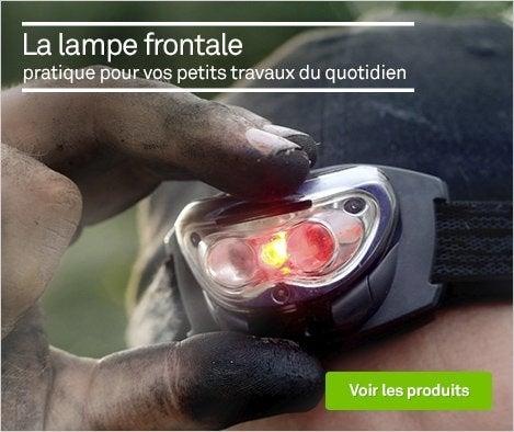 HOP - Famille - Lampe torche