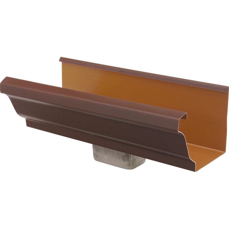 Naissance Aluminium Marron Scover Plus Diam80 Mm