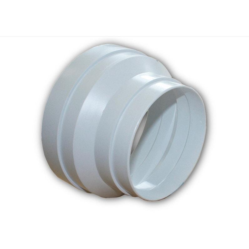 Réduction Conique Pvc Sp Diam160125 Mm