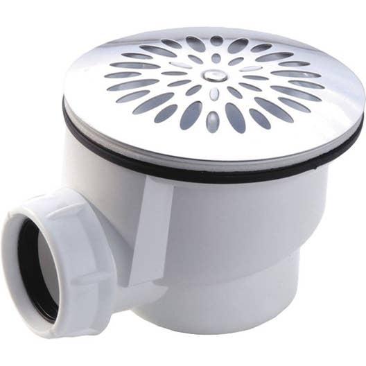 syphon pour receveur de douche