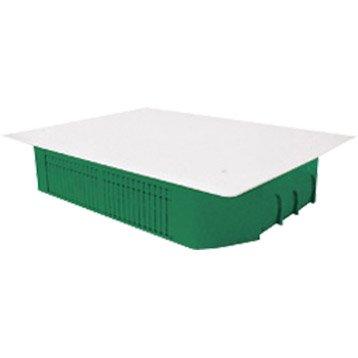 Boîte de dérivation à encastrer DEBFLEX 24 entrées