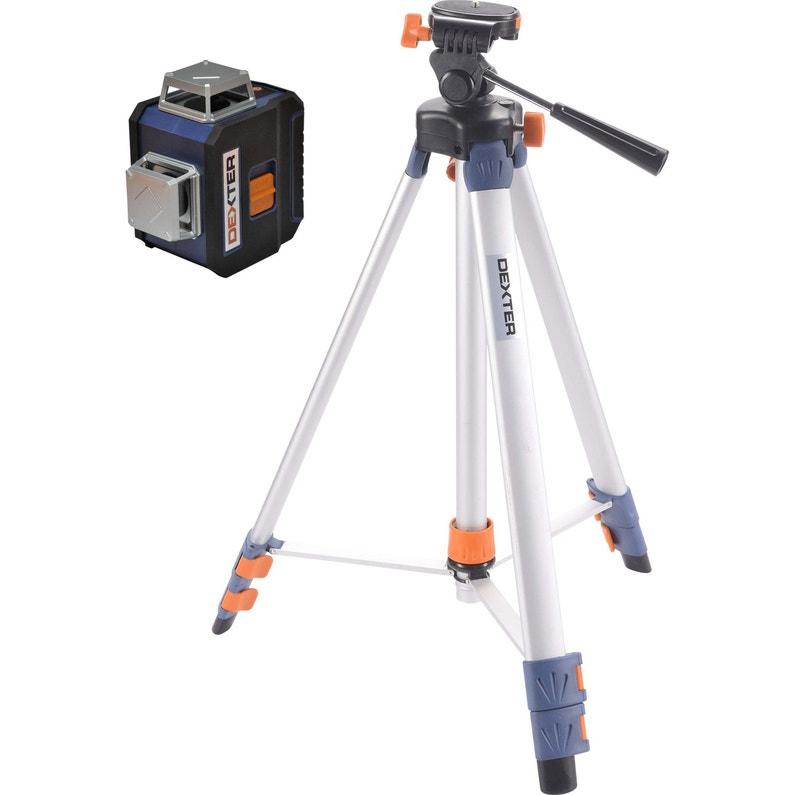 Niveau Laser Croix Automatique Dexter 360 Degre Dl4
